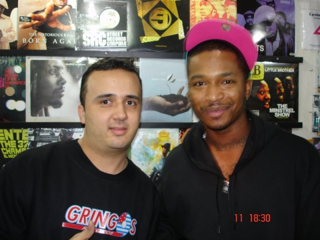 Chingy (USA) rapper