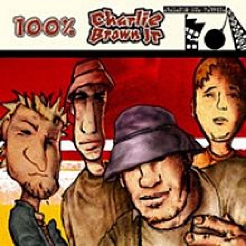 Charlie Brown Jr - 100% Charlie Brown Abalando a sua Fabrica (CD)