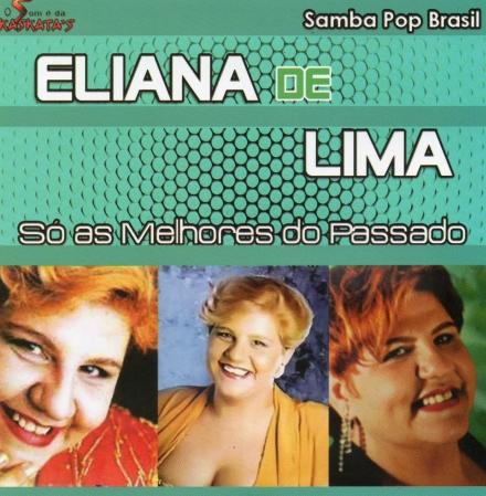 Eliana de Lima - Só as Melhores do Passado (CD)