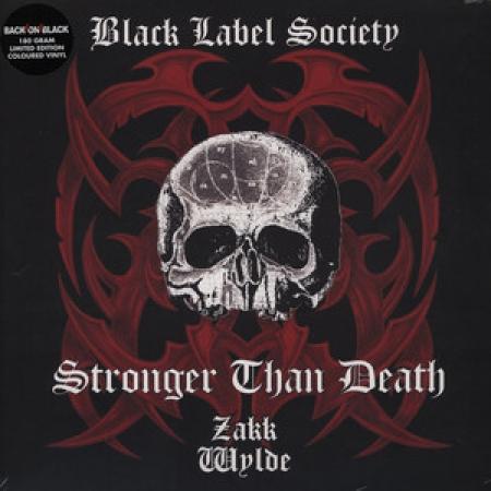 LP Black Label Society - Stronger Than Death Lacrado E Importado