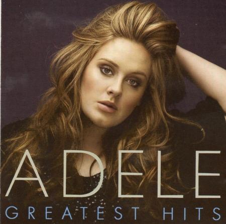 Adele - Greatest Hits (CD)
