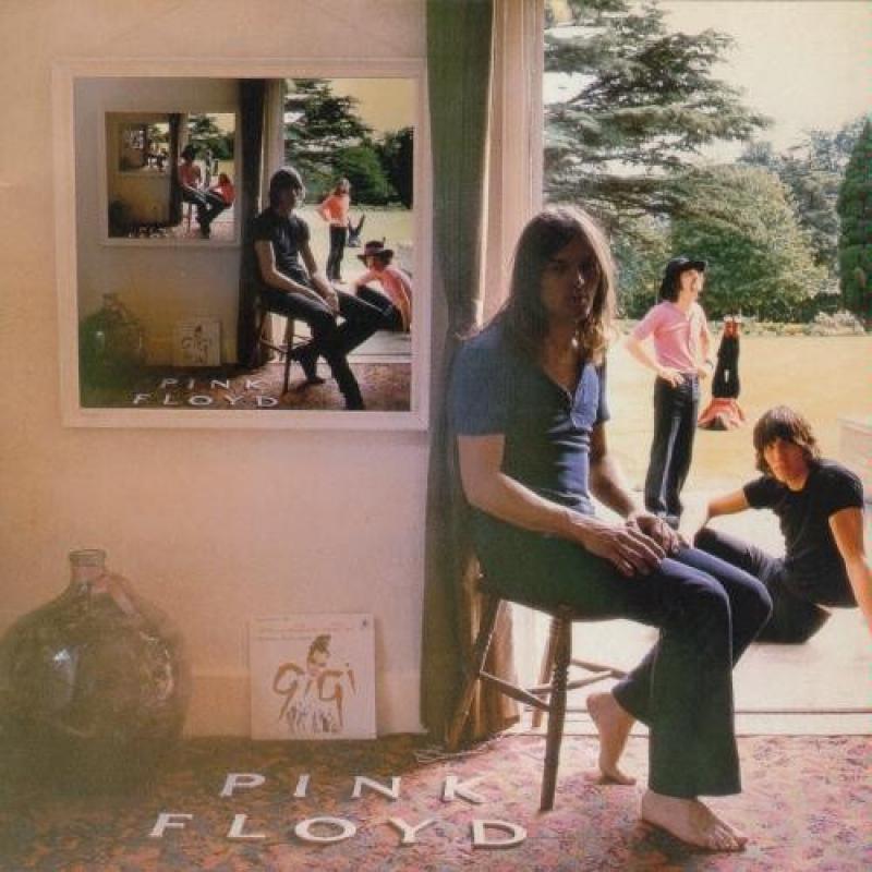 PINK FLOYD - UMMAGUMMA LIVE E STUDIO ALBUM CD DUPLO COM POSTER