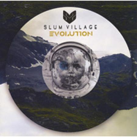 LP Slum Village - Evolution Lacrado E Importado