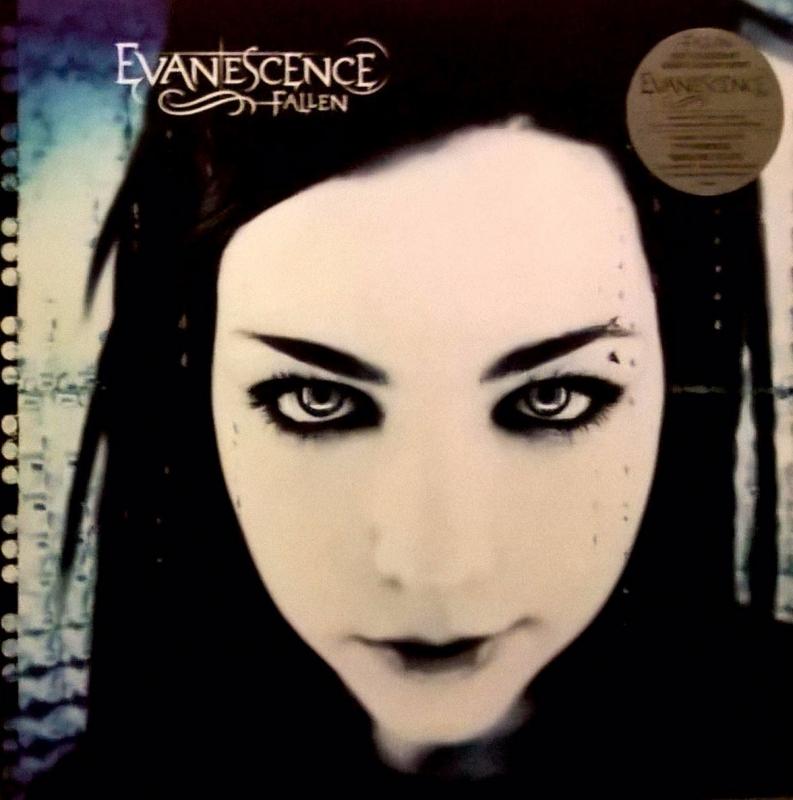 LP Evanescence - Fallen VINYL IMPORTADO (LACRADO)