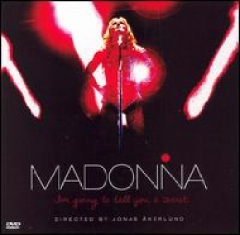 Madonna - Im going to tell you a secret CD+DVD