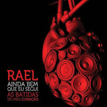 RAEL - AINDA BEM QUE EU SEGUI AS BATIDAS DO MEU CORAÇÃO (CD)