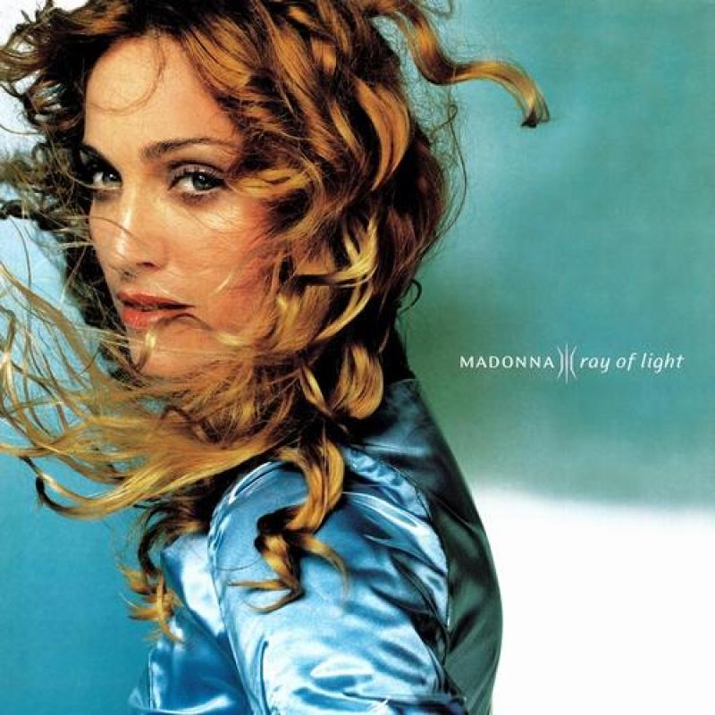 Madonna - Ray Of Light (CD) usado