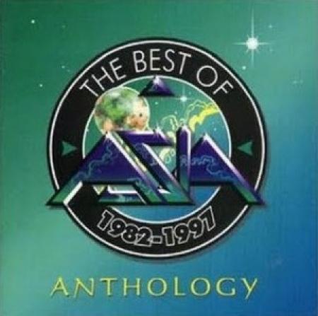 ASIA - ANTHOLOGY THE BEST OF 1982 - 1997 IMPORTADO JAPAN (LACRADO)