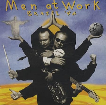 Men At Work Brazil 96