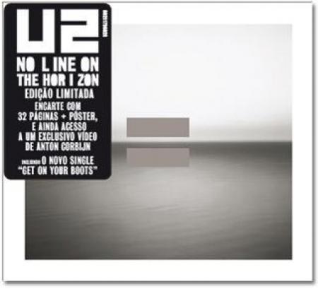 U2 - No Line On The Hor I Zon (LACRADO)