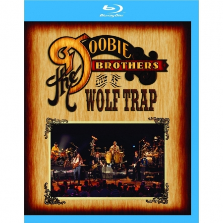 Blu Ray Doobie Brothers - Live At Wolf Trap Importado