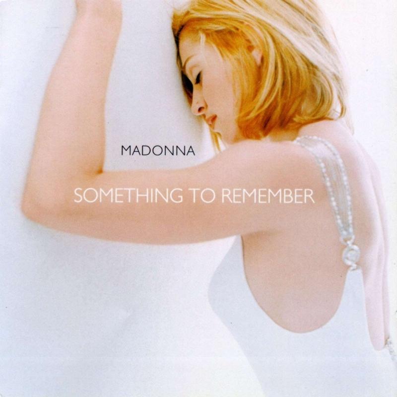 Madonna - Something to remember (CD)