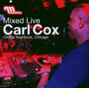Carl Cox - Mixed Live Crobar Nightclub, Chicago