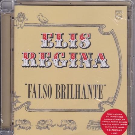 Elis Regina - Falso Brilhante CD + DVD