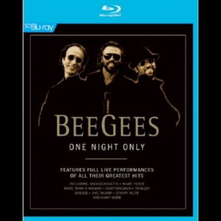 Bee Gees - One Night Only ( Blu - Ray ) IMPORTADO