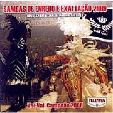 Sambas de Enredo E Exaltaçao 2009 - Vai-Vai Campeao 2008