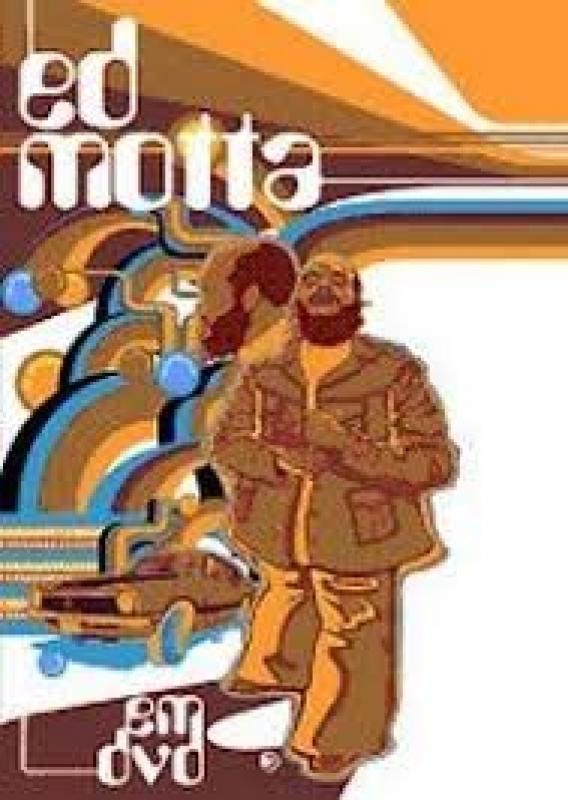 Ed Motta - Ao Vivo - DVD