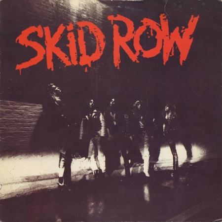 LP Skid Row - Skid Row Lacrado VINYL IMPORTADO 180 Grama