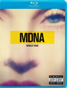 Madonna - MDNA World Tour ( Blu-Ray ) LEGENDA EM PORTUGUES