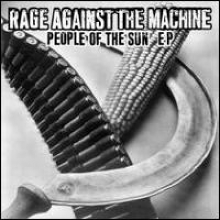 LP Rage Against the Machine - People of Sun Ep 10 (Extended Play) VINYL PRODUTO INDISPONIVEL