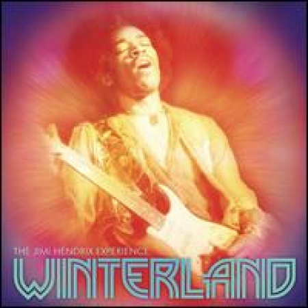 LP The Jimi Hendrix Experience - Winterland BOX COM 8 VINYL (LACRADO)