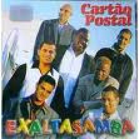 Exalta Samba - Cartão Postal