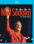 Neil Sedaka: The Show Goes On - Live at the Royal Albert Hall ( Blu-Ray )