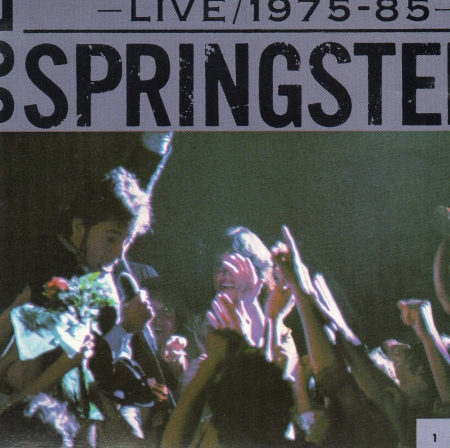 Bruce Springsteen - The Street Band Live 1975-85 Columbia