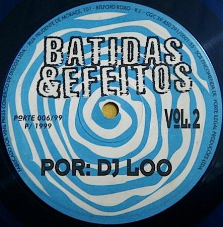 LP Batidas & Efeitos - Vol. 2