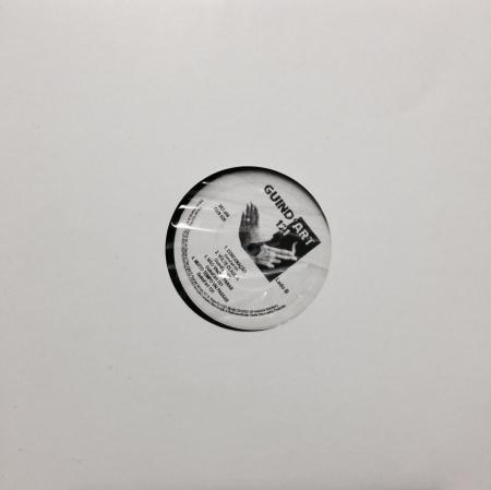 LP Guindart 121 - Livre Arbitrio ( Vinyl )