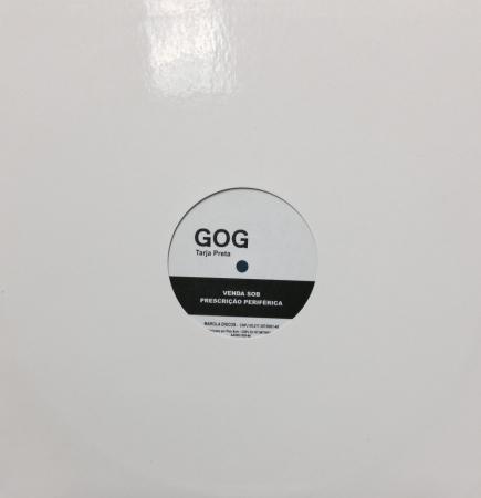 LP GOG - Tarja Preta ( VINYL )