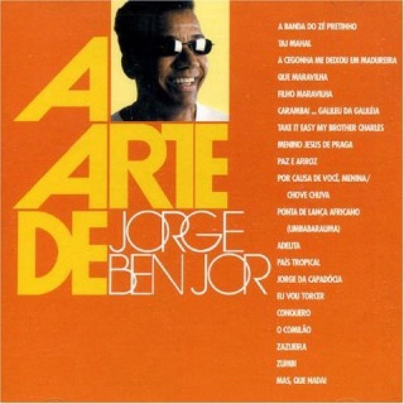 Jorge Ben Jor - A Arte De Jorge Ben (CD)