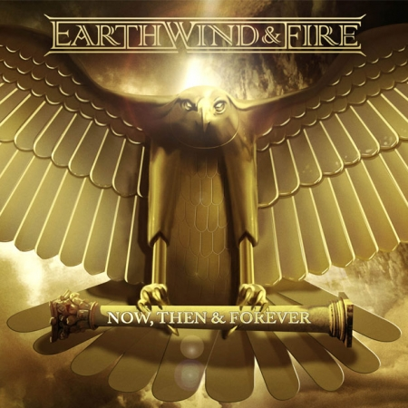 Earth Wind e Fire Now, Then & Forever Edição Especial Bonus Tracks (CD)