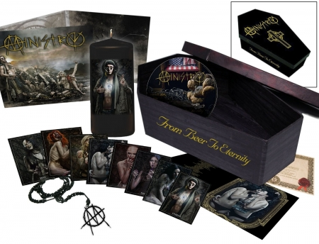 Ministry -  Beer To Eternity Special Fanbox Edition