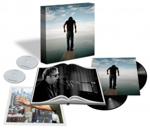 BOX Elton John - Diving Board Limited Box Set Cd LP Dvd Art Book Set