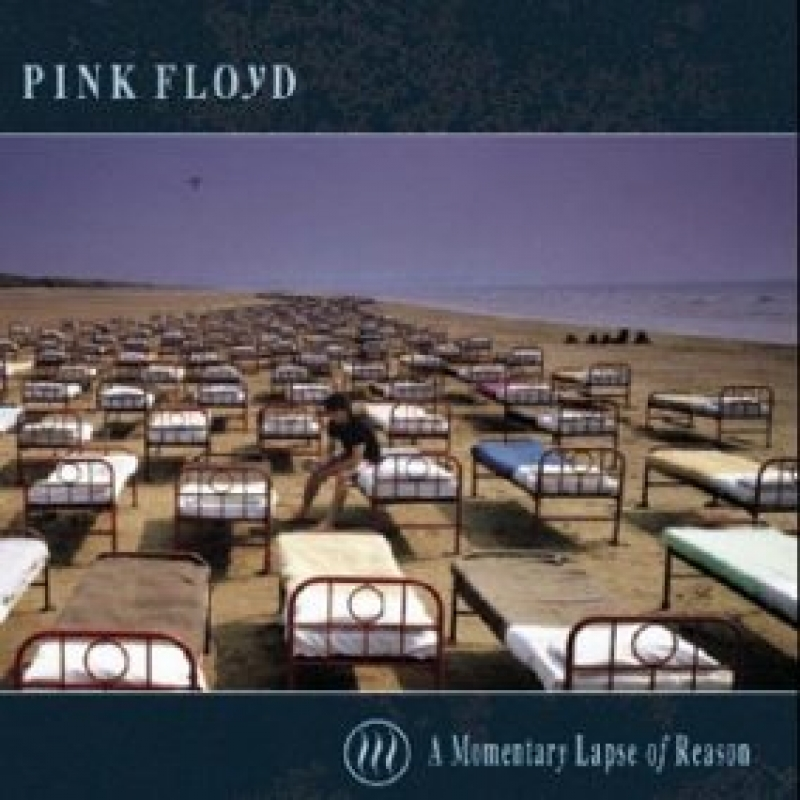 Pink Floyd - A Momentary Lapse in Reason ( Acrilico )
