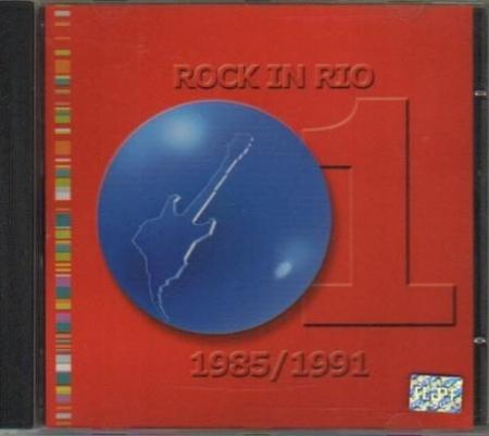 Rock In Rio 1985 - 1991 ( 1 )
