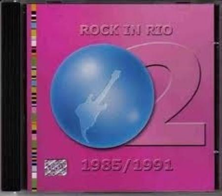 Rock In Rio 1985 - 1991 ( 2 )