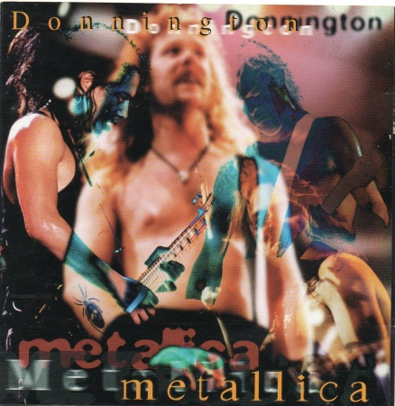 Metallica - Donnington (CD)