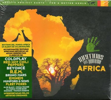 Rhythms Del Mundo Africa - Rhythms Del Mundo Africa