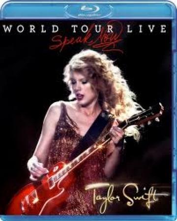 Taylor Swift - World Tour Live (BLU-RAY)
