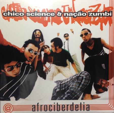 LP Chico Science Nacao Zumbi - Afrociberdelia VINYL