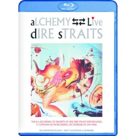 Blu Ray Dire Straits - Alchemy Live PRODUTO INDISPONIVEL