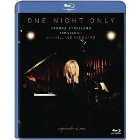 Blu Ray Barbra Streisand - One Night Only