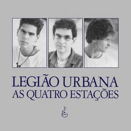 Legiao Urbana - As Quatro Estacoes (CD)