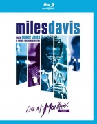 Miles Davis With Quincy Jones and the Gil Evans Orchestra - Live at Montreux 1991 ( Blu-ray )