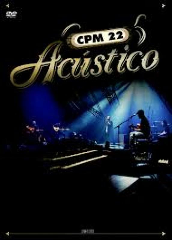 CPM 22 - Acustico (DVD)