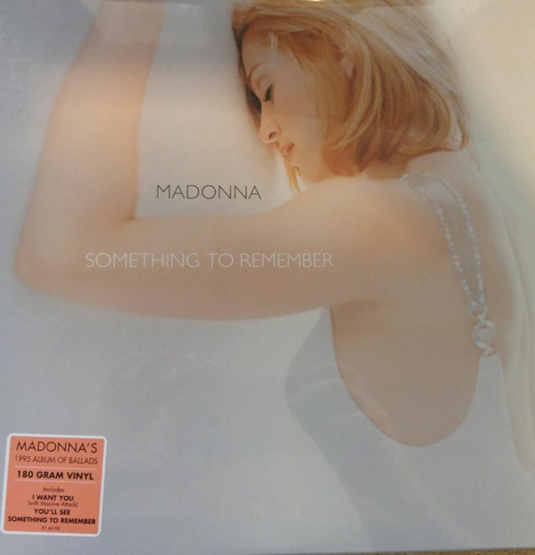 LP Madonna - Something to Remember (VINYL 180 GRAMAS IMPORTADO LACRADO)