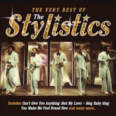 THE STYLISTICS - The Very Best Of ( CD )