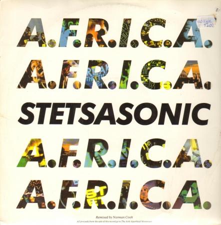 LP Stetsasonic - A.F.R.I.C.A.